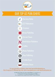 CLC Wholesale: Top US Publishers, March 2014