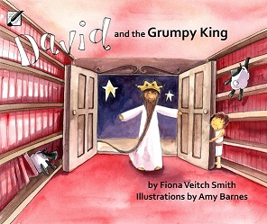 Out now: David and the Grumpy King, book 5 in Crafty Publishing's increasingly popular Young David Series