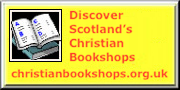Discover Scotland's Christian  Bookshops