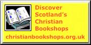 Discover Scotland's Christian  Bookshops