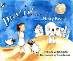 David and the Hairy Beast: Book 1 in the Young David Series
