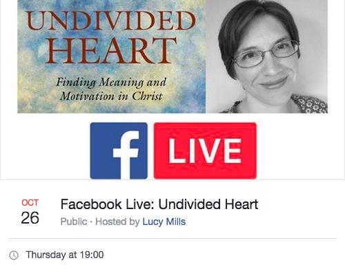 Lucy Mills Facebook Live